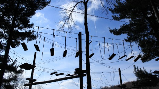 High Ropes Course Nuhop